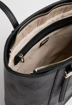 GUESS - Open road small tote - black