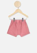 Cotton On - Sawyer short - pink