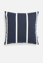 Sixth Floor - Vert cushion cover - navy