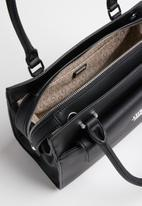 GUESS - Montjoy satchel - black