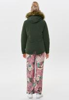ONLY - New lucca parka jacket - khaki