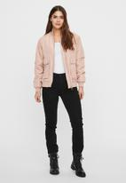 Vero Moda - Pau short jacket - pink