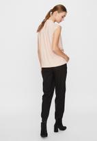 Vero Moda - Milla lace blouse - pink