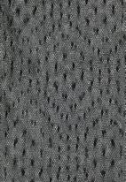 MILLA - Bardot midi dress - black