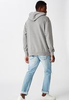 Cotton On - Studio zip thru - grey