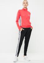adidas Performance - Ts teamsports set - pink & black