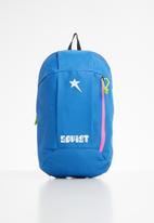 SOVIET - Kids small backpack - blue