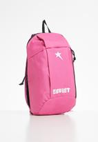 SOVIET - Kids small backpack - pink