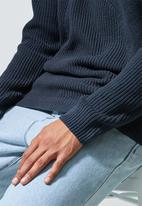 Superbalist - Premium chunky knit - navy