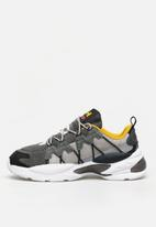 PUMA Select - LQD Cell  Helly Hansen - quiet shade-drizzle