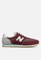 New Balance  - Comp 100 Classic racer - red / blue