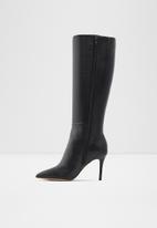 ALDO - Dokter boot - black