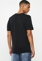 adidas Originals - Grid tref short sleeve tee - black