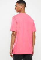 adidas Originals - Project 3 short sleeve tee - pink