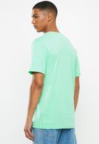 adidas Originals - Trefoil tee - green
