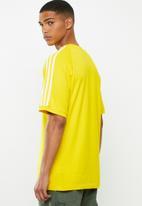 adidas Originals - Blc 3-s tee - yellow