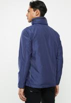 Superdry. - Altitude hiker jacket - navy