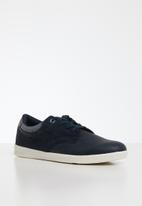 Jack & Jones - Spencer combo sneaker - navy
