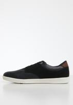 Jack & Jones - Spencer combo sneaker - black
