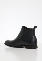 Jack & Jones - Mitchell chelsea boot - black
