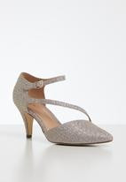 Call It Spring - Emelya heel - pink