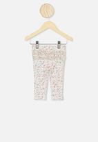 Cotton On - Quinn ruffle leggings - multi