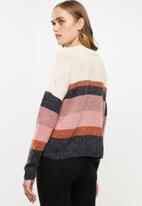 Jacqueline de Yong - Cordella pullover - multi
