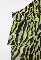 name it - Lucky skirt - yellow & black