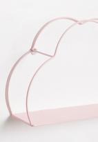 H&S - Cloud shelf - pink