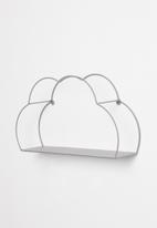 H&S - Cloud shelf - grey