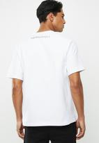 adidas Performance - Pack heavy short sleeve tee - white