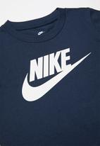 Nike - Nike boys futura short sleeve tee - navy