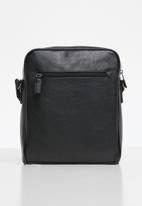 BOSSI - Mencr bag - black