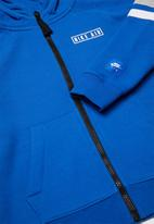 Nike - Nike air boys fz hoodie - blue
