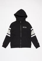 Nike - Nike air boys fz hoodie - black