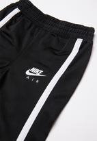Nike - Nike kids boys air tricot set - black & white