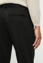 Only & Sons - Leo belted pants - black
