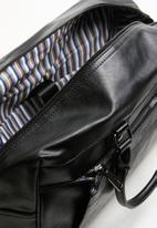 BOSSI - Menov duffel bag - black