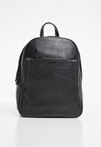 BOSSI - Menbp backpack - black