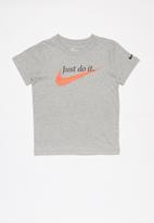 Nike - Palatino jdi swoosh tee - grey