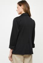 Cotton On - Samba blazer - black