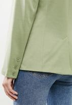 Cotton On - Samba blazer - green