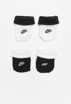 Nike - Nike futura bootie 2 pack - black