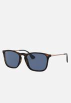 Ray-Ban - Chris sunglasses 54mm - havana/dark blue