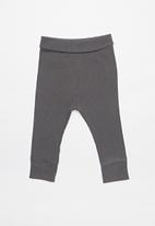 Cotton On - The rib legging - grey