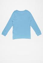 Cotton On - Tom long sleeve tee - blue