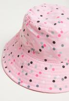 Nike - Nan upf 40+ reflect bucket hat - pink