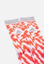 adidas Performance - Ask tape socks - multi