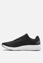 Under Armour - Ua charged pursuit 2 - black / white / white