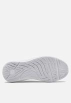 Under Armour - Ua charged pursuit 2 - white / white / white